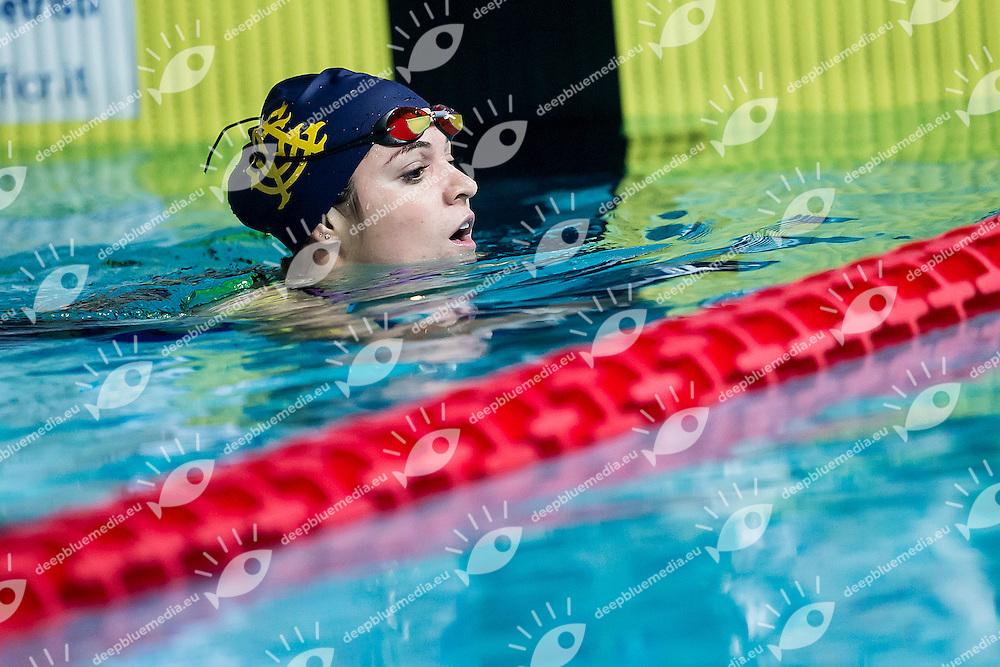 Rachele Ceracchi C.C. Aniene<br /> Day01 200m Stile Libero Donne<br /> Campionati Italiani Assoluti Nuoto Invernali Open Fin<br /> Riccione Italy 16-17/12/2016<br /> Photo Andrea Masini/Deepbluemedia/Insidefoto