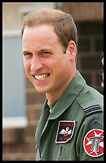 File photo - Prince William to take job as 999 helicopter pilot