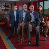 Shapira Family Portraits and the corporate offices of Heaven Hill Distilleries, Inc. in Louisville, Kentucky