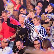 NLD/Hilversum/20130209 - Finale Sterren Dansen op het IJs 2013, Ouders van Tony Wyczynski