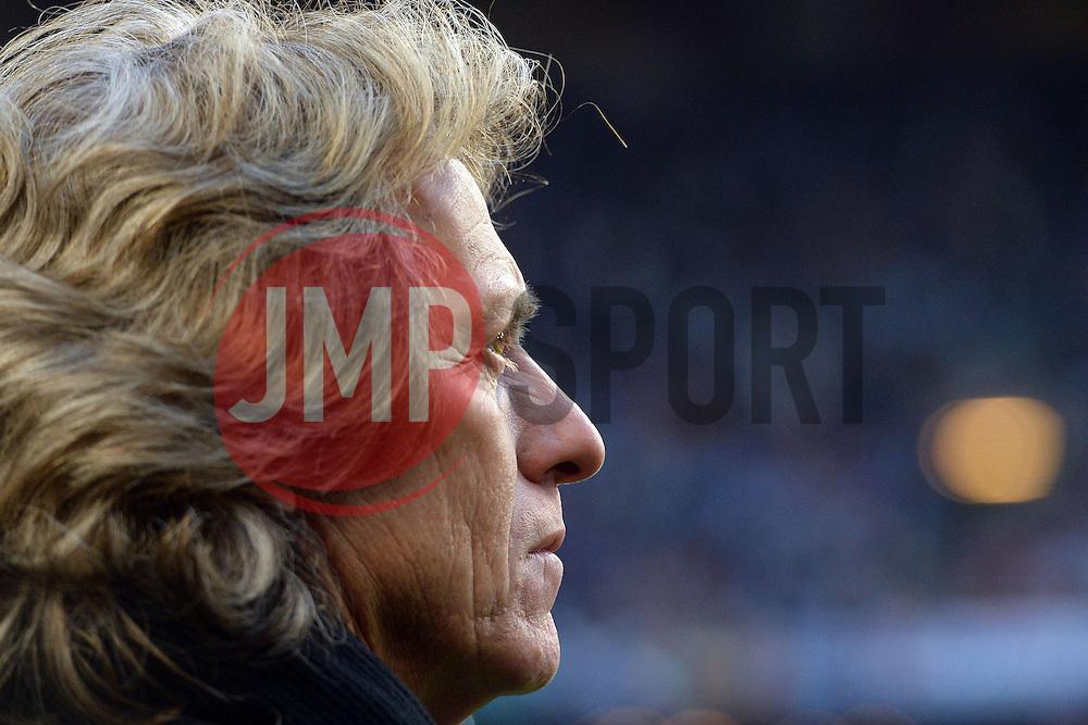 Benfica Manager, Jorge Jesus - Photo mandatory by-line: Joe Meredith/JMP - Tel: Mobile: 07966 386802 06/05/2013 - SPORT - FOOTBALL - EUROPA LEAGUE FINAL - Amsterdam Arena - Amsterdam - Benfica v Chelsea - Europa League Final