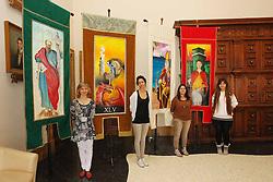 CONFERENZA STAMPA PRESENTAZIONE PALII DEL PALIO 2013