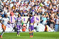 Joie Toulouse - 12.04.2015 - Toulouse / Montpellier - 32eme journee de Ligue 1 <br />Photo : Manuel Blondeau / Icon Sport