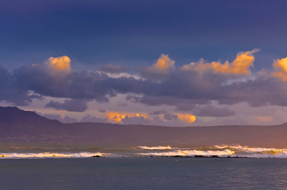 Waves, Strandfontein (near Cape Town), South Africa