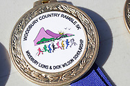 Central Valley, New York - The 30th Woodbury Country Ramble 5K race was held on Aug. 26, 2012.
