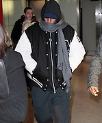 18.JANUARY.2010. LONDON<br /> <br /> P.DIDDY LOOKING SCRUFFY ARRIVING AT HEATHROW AIRPORT COVERING HIS FACE WITH A SCARF, AND HODDIE BUT HE HAD NO LUGGAGE WITH HIM.<br /> <br /> BYLINE: EDBIMAGEARCHIVE.COM<br /> <br /> *THIS IMAGE IS STRICTLY FOR UK NEWSPAPERS AND MAGAZINES ONLY*<br /> *FOR WORLD WIDE SALES AND WEB USE PLEASE CONTACT EDBIMAGEARCHIVE - 0208 954 5968*