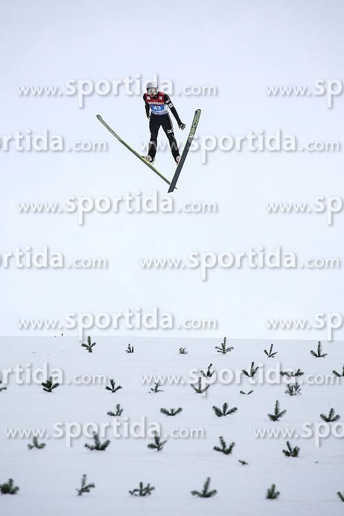 01.01.2013, Olympiaschanze, Garmisch Partenkirchen, GER, FIS Ski Sprung Weltcup, 61. Vierschanzentournee, Training, im Bild Yuta Watase (JPN) // Yuta Watase of Japan during practice Jump of 61th Four Hills Tournament of FIS Ski Jumping World Cup at the Olympiaschanze, Garmisch Partenkirchen, Germany on 2012/12/31. EXPA Pictures © 2012, PhotoCredit: EXPA/ Sven Kiesewetter