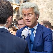 NLD/Den Haag/20170919 - Prinsjesdag 2017, Geert Wilders
