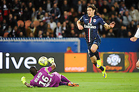 Goal Edinson CAVANI - 28.04.2015 - Paris Saint Germain / Metz - Match en retard - 32eme journee Ligue 1<br />