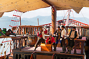 Marigalante Pirate Ship Tour, Puerto Vallarta, Jalisco, Mexico