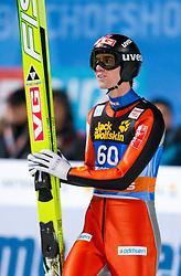 06.01.2012, Paul Ausserleitner Schanze, Bischofshofen, AUT, 60. Vierschanzentournee, FIS Ski Sprung Weltcup, 1. Wertungssprung, im Bild /Anders Bardal (NOR) // Anders Bardal of Norway during 1st  Round of 60th Four-Hills-Tournament FIS World Cup Ski Jumping at Paul Ausserleitner Schanze, Bischofshofen, Austria on 2012/01/06. EXPA Pictures © 2012, PhotoCredit: EXPA/ Johann Groder