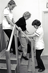 Physiotherapy, City Hospital, Nottingham UK 1991