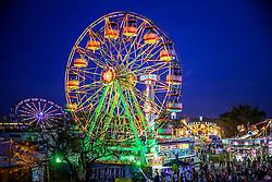 Movimento de público na 38ª Expointer, que ocorrerá entre 29 de agosto e 06 de setembro de 2015 no Parque de Exposições Assis Brasil, em Esteio. FOTO: Pedro H. Tesch/ Agência Preview