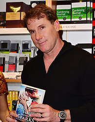 Nicholas Sparks during Safe Haven book signing, Foyles, Westfield, White City, London, UK, February 21, 2013.  Photo by Nils Jorgensen / i-Images.