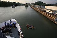 16: CRUISE PANAMA CANAL MIGUEL LOCKS
