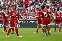 Delusione Bayern Monaco, dejection<br /> Monaco 02-08-2017  Stadio Allianz Arena<br /> Football Audi Cup 2017 <br /> Bayern Monaco - Napoli<br /> Foto Cesare Purini / Insidefoto