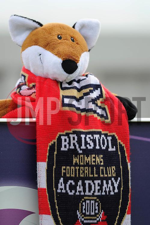 Vixen - Photo mandatory by-line: Dougie Allward/JMP - Mobile: 07966 386802 - 28/09/2014 - SPORT - Women's Football - Bristol - SGS Wise Campus - Bristol Academy Women's v Manchester City Women's - Women's Super League