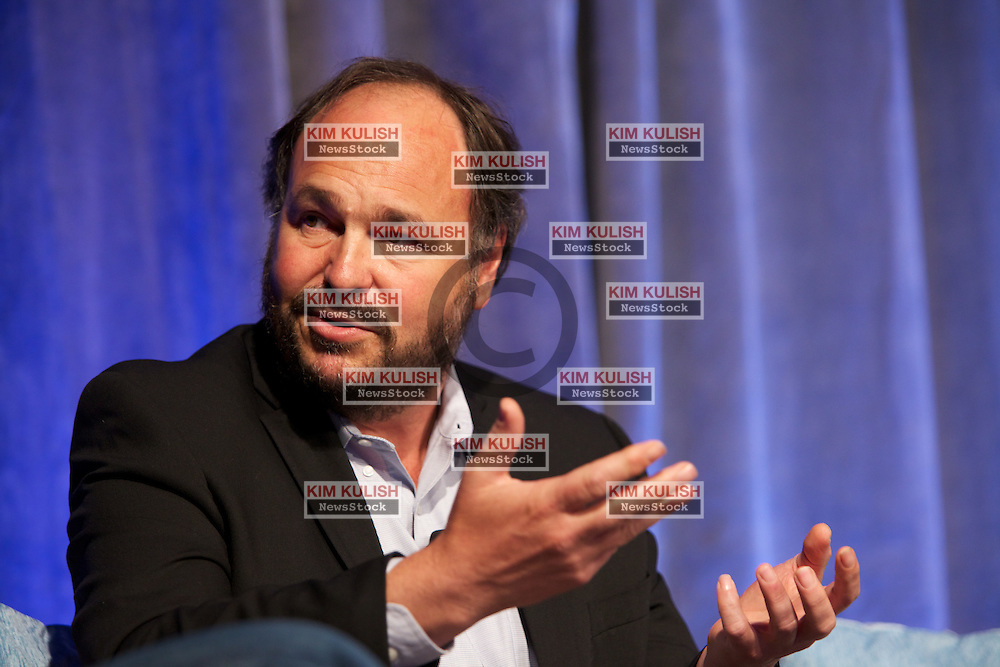 VMware CEO Paul Maritz answers questions during GigaOM Structure 2011 Conference in San Francisco, California.