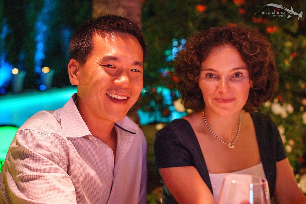 Me, with Nadine Heggie