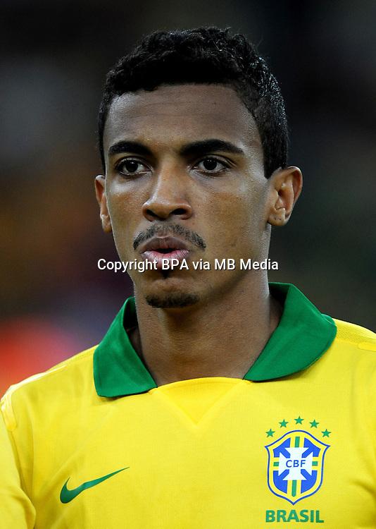 Fifa Brazil 2014 World Cup - <br /> Brazil Team - <br /> LUIZ GUSTAVO