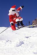 Santa @ Park City Ski Area