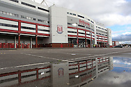 General view of the Britannia Stadium, Stoke-on-Trent.<br /> Picture by Michael Sedgwick/Focus Images Ltd +44 7900 363072<br /> 07/11/2015
