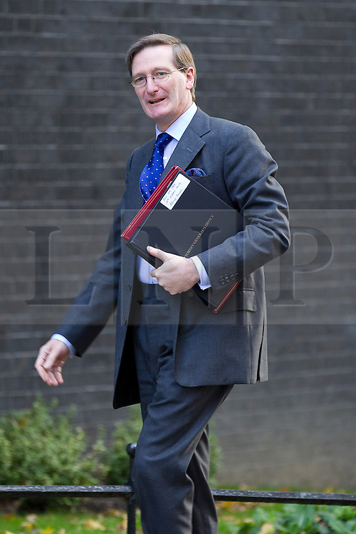 © Licensed to London News Pictures. 16/10/2012. LONDON, UK. Dominic Grieve, the Attorney General, is seen on Downing Street in London for today's (16/10/2012) meeting of David Cameron's cabinet. Photo credit: Matt Cetti-Roberts/LNP