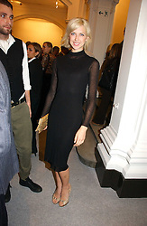 Actress MARGO STILLEY at a reception to celebrate the opening of 'USA Today' - an exhibition of work from The Saatchi Gallery held at The Royal Academy of Arts, Burlington Gardens, London on 5th September 2006.<br /><br />NON EXCLUSIVE - WORLD RIGHTS