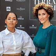 NLD/Amsterdam/20190606 - Talkies Terras Award 2019, Winonah Leefland - de Jong en Kristina Bozilovic