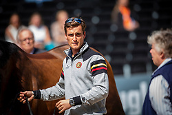 DodderPhilippaerts Olivier, BEL, H&M Extra<br /> European Championship Jumpîng<br /> Rotterdam 2019<br /> © Hippo Foto - Dirk Caremans<br /> Philippaerts Olivier, BEL, H&M Extra