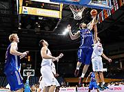 DESCRIZIONE : Panevezys Lithuania Lituania Eurobasket Men 2011 Preliminary Round Spagna Inghilterra Spain Great Britain<br /> GIOCATORE : Joel Freeland<br /> SQUADRA : Inghilterra Great Britain<br /> EVENTO : Eurobasket Men 2011<br /> GARA : Spagna Inghilterra Spain Great Britain<br /> DATA : 02/09/2011 <br /> CATEGORIA : rimbalzo rebound special<br /> SPORT : Pallacanestro <br /> AUTORE : Agenzia Ciamillo-Castoria/L.Kulbis<br /> Galleria : Eurobasket Men 2011 <br /> Fotonotizia : Panevezys Lithuania Lituania Eurobasket Men 2011 Preliminary Round Spagna Inghilterra Spain Great Britain<br /> Predefinita :