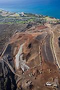 Landfill, Nanakuli, Oahu, Hawaii<br />