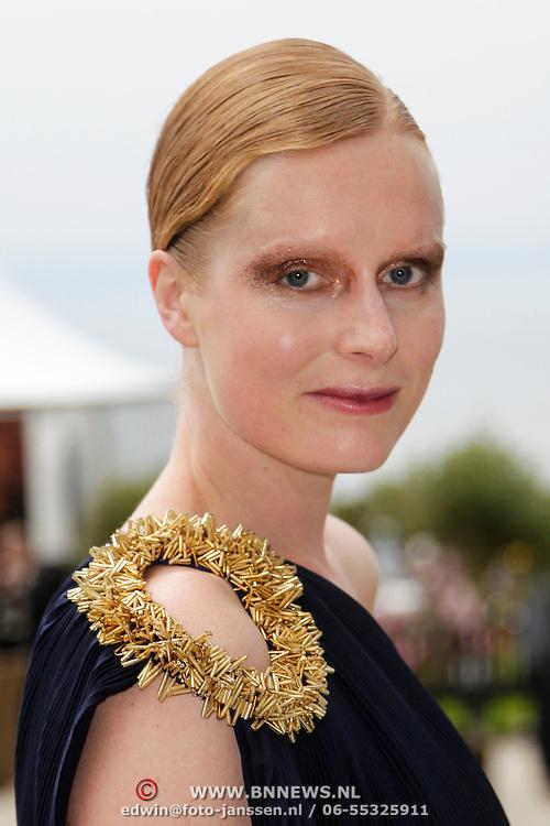 NLD/Noordwijk/20120824 - Uitreiking Jackie's Best Dressed Award 2012, Jolanda van den Berg