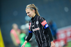 05.10.2016, Merkur Arena, Graz, AUT, CHL, SK Sturm Graz Damen vs FC Zuerich Frauen, Sechzehntelfinale, Hinspiel, im Bild Katharina Naschenweng (Graz) // during the Round of 32, 1st Leg of the UEFA Womens Champions League between SK Sturm Graz Women and FC Zuerich Women at the Merkur Arena, Graz, Austria on 2016/10/05, EXPA Pictures © 2016, PhotoCredit: EXPA/ Dominik Angerer