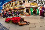 Tibet-Lhasa-The Barkhor