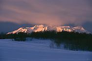 Wolf Creek Ranch Woodland, Utah, USA