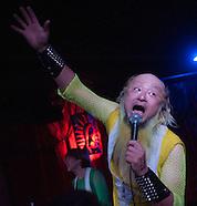 Peelander-Z @ Alex's Bar 4/10/2016