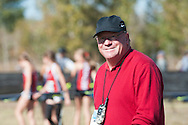 Official Pat Sewall at the Bob Firman Invitational, September 24, 2016 at Eagle Island State Park, Eagle, Idaho.
