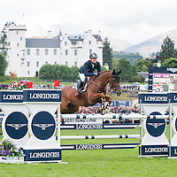 Jumping - FEI European Eventing Championships 2015 - Blair Castle