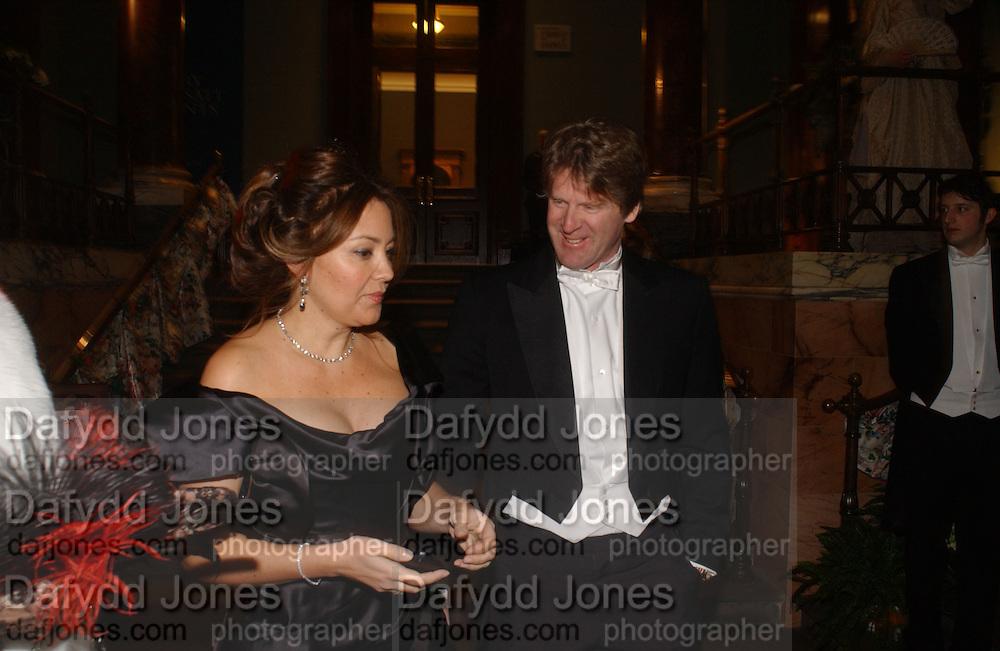 domitilla and mark getty dafydd jones