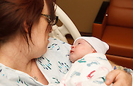 April 5, 2014: Connor Michael Christy is born at Mercy Hospital in Oklahoma City.
