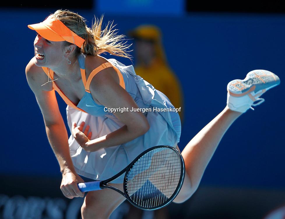 Australian Open 2011, Melbourne Park,ITF Grand Slam Tennis Tournament . Maria Sharapova (RUS)