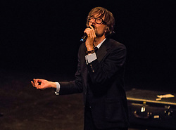 Jarvis Cocker & Chilly Gonzales perform a song-cycle that imagines the guests of Room 29 at Holywood's Chateau Hotel Marmont.<br /> <br /> They perform at the King's Theatre, Edinburgh as part of the Edinburgh International Festival from 22 - 24th August 2017.