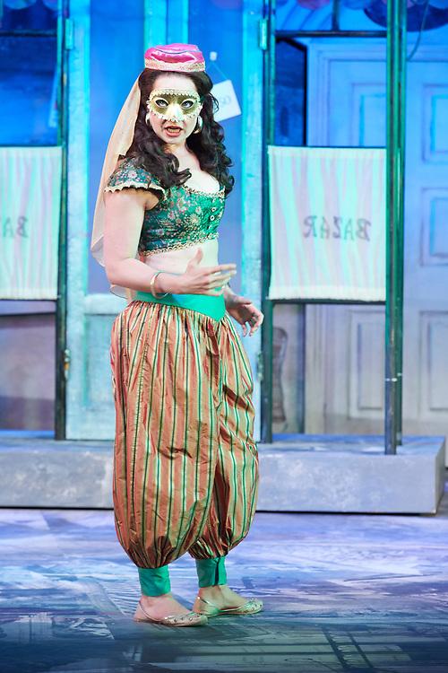 23nd June 2017.Il Turco in Italia, Rossini  at Garsignton Opera. <br /> <br /> Zaidi - Katie Bray
