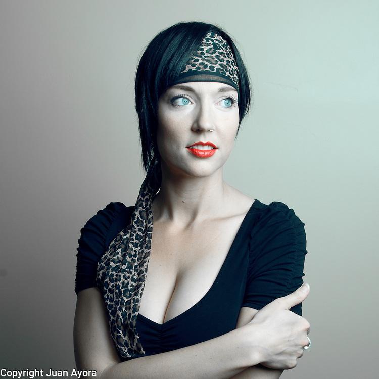 Susan Thompson, Fashion Shoot