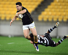 Wellington-Rugby, Mitre 10 Cup, Wellington v Hawkes Bay