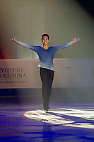 KELOWNA, BC - OCTOBER 24:  Camden Pulkinen of the United States performs in the gala of Skate Canada International at Prospera Place on October 24, 2019 in Kelowna, Canada. (Photo by Marissa Baecker/Shoot the Breeze)