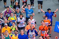 04-11-2018 USA: 2018 TCS NYC Marathon, New York<br /> Race day  TCS New York City Marathon / Tobias
