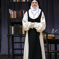 The Heresy of Love by Helen Edmundson;<br /> Directed by John Dove;<br /> Naomi Frederick (as Juana);<br /> Shakespeare's Globe Theatre, London, UK;<br /> 4th August 2015