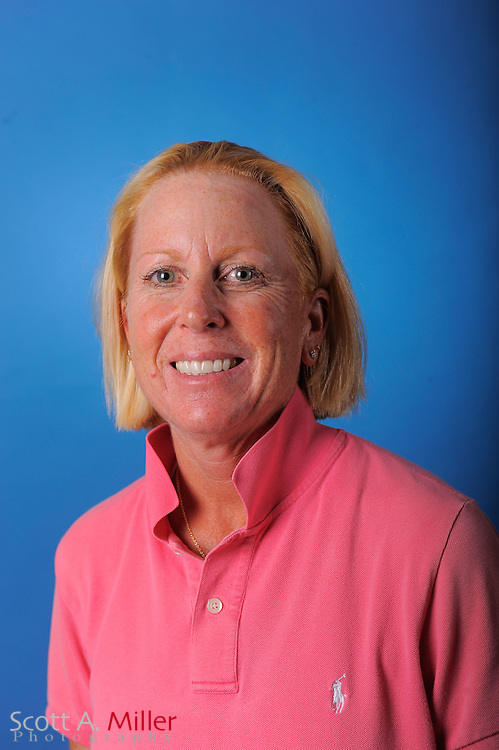 Kim Augusta during a portrait session prior to the second stage of LPGA Qualifying School at the Plantation Golf and Country Club on Sept. 24, 2011 in Venice, FL...©2011 Scott A. Miller